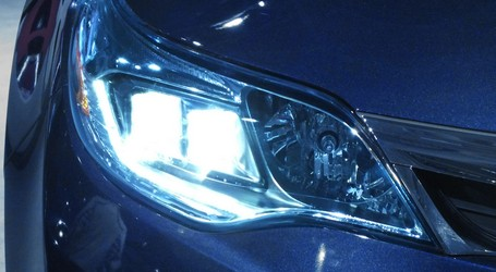 headlamp replacement